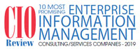 Top 10 Enterprise Information Management Consulting/Services Companies - 2019